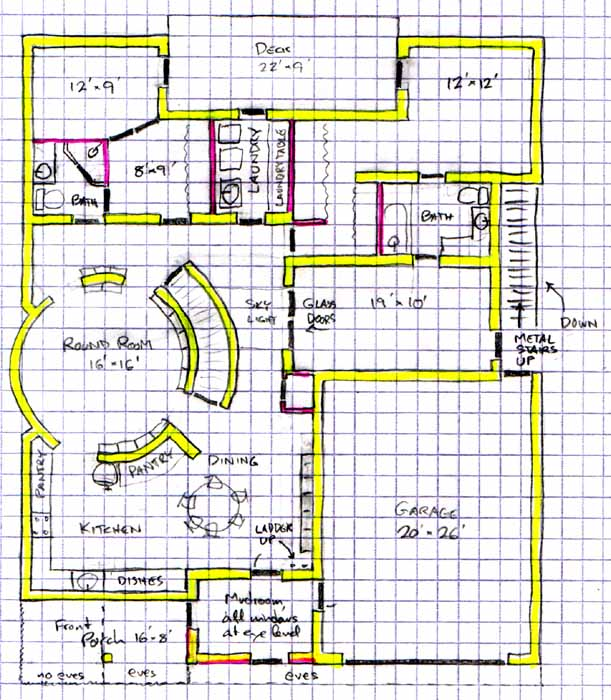 Floor plan i Make my home design